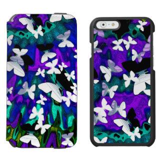 dream of butterflies iPhone folio wallet case Incipio Watson™ iPhone 6 Wallet Case