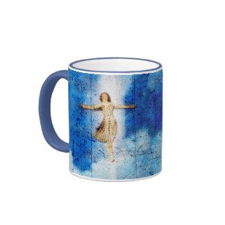 Dream of Flying Original Art Mug