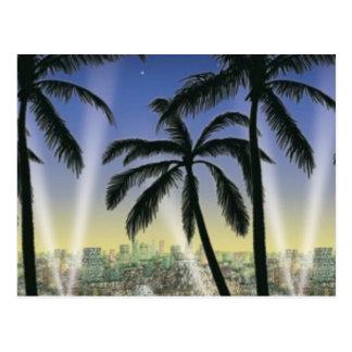 Dream of Hollywood Postcard