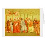 """Dream of Life"" Renaissance Painting Card"