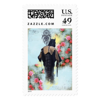 Dream Of Roses - Postage / Stamp