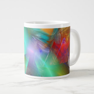 'Dream of the Partechnicon' Giant Coffee Mug