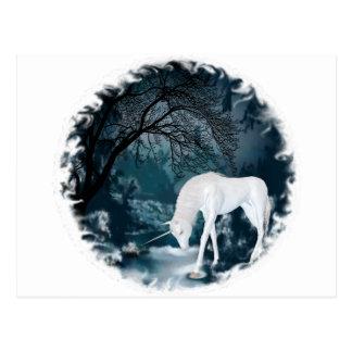 Dream of the River Unicorns Postcards