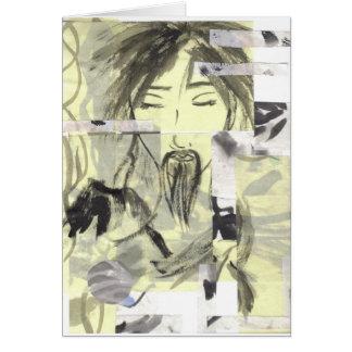 Dream of the Taoist Monk Card
