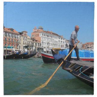 Dream of Venice Napkin