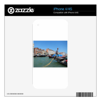 Dream of Venice Skin For iPhone 4S