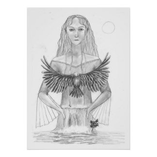 Dream of Water Spirit Poster