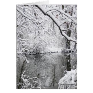 Dream of Winter Card