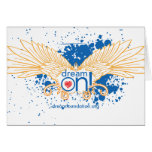 Dream On! Note cards