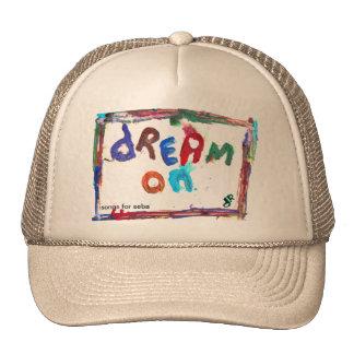 dream on trucker hat