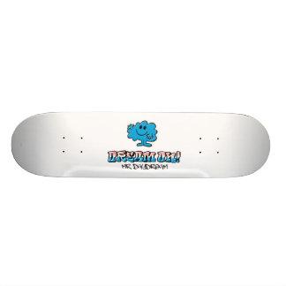 Dream On With Mr. Daydream Skate Deck