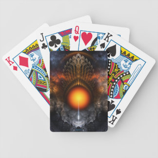 Dream Orb Fractal Art Playing Cards