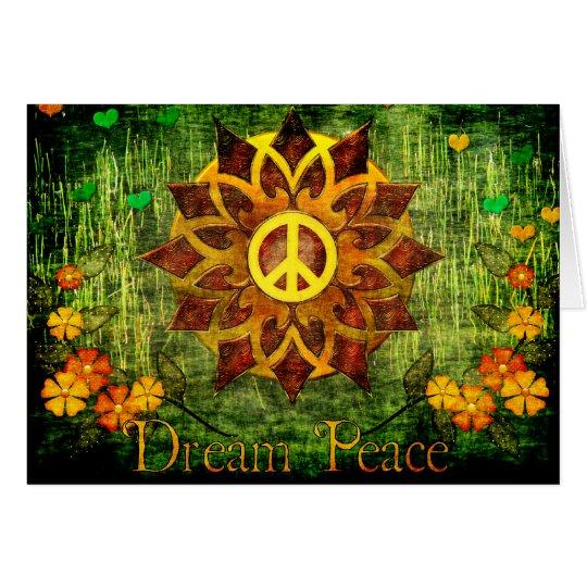 Dream Peace Card