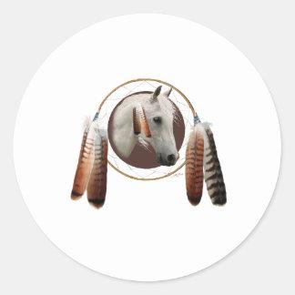 Dream Pony Classic Round Sticker