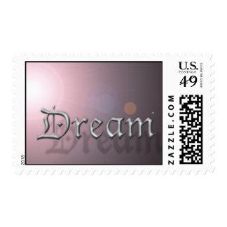 Dream Postage Stamp