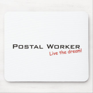 Dream / Postal Worker Mouse Pad