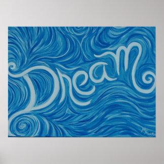 Dream Print on Canvas