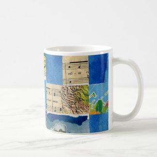 Dream Quilt top Mugs
