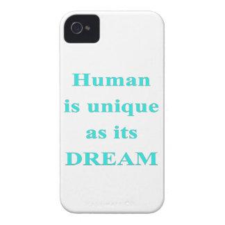 Dream Quote iPhone 4 Cover