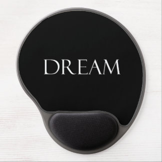 Dream Quotes Inspirational Quote Gel Mouse Pad