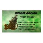 dream racing 名刺