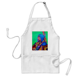 Dream Reader by Piliero Adult Apron