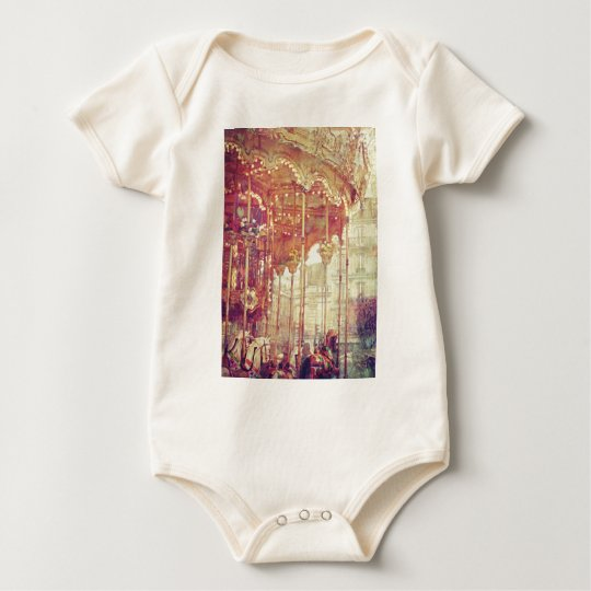 Dream Ride Baby Bodysuit