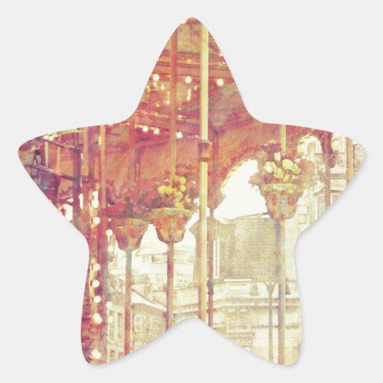 Dream Ride Star Sticker