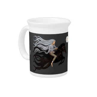 Dream Rider Beverage Pitcher