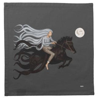Dream Rider Napkin