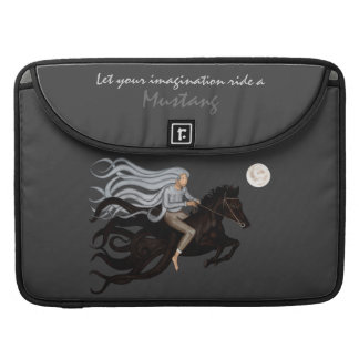 Dream Rider Sleeve For MacBook Pro