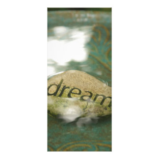 Dream Rock Rack Card