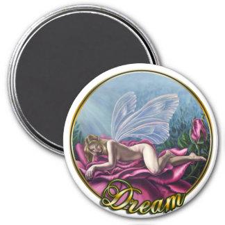 Dream Rose Fairy Magnets