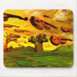 Dream series mouse pad