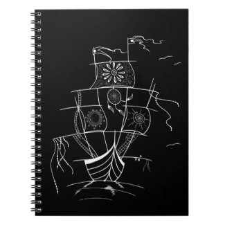 Dream Ship Notebook