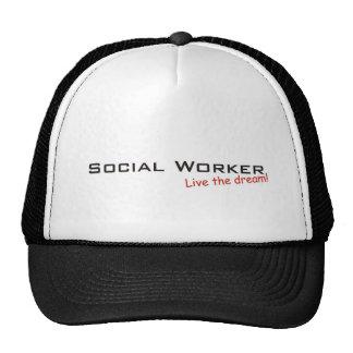 Dream / Social Worker Trucker Hat