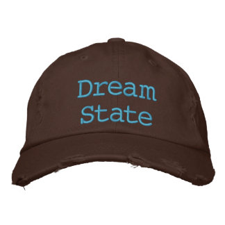 Dream State Embroidered Baseball Hat