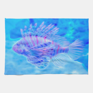 Dream State Lionfish Towels