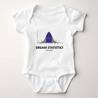 Dream Statistics (Statistical Attitude) Baby Bodysuit
