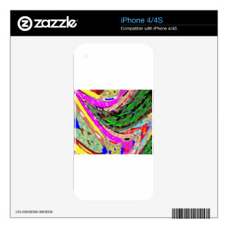 Dream Stream : Graphic  Art Skin For The iPhone 4