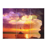 Dream Stretched Canvas Print
