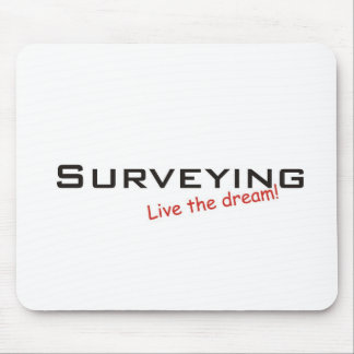 Dream / Surveying Mouse Pad