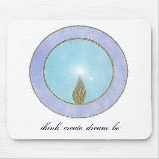 Dream Symbol Mouse Pad