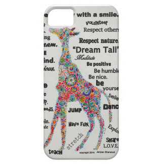 Dream Tall Iphone case