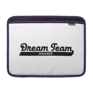 dream team MacBook air sleeve