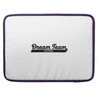 dream team MacBook pro sleeve