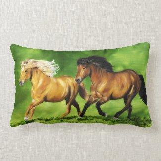 Dream Team Throw Pillows