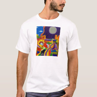 Dream Tine 4 by Piliero T-Shirt