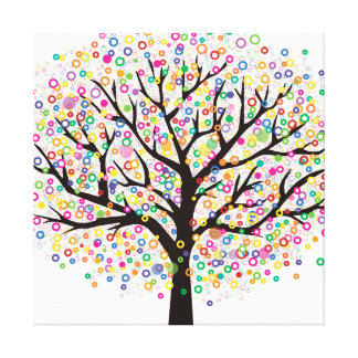 Dream Tree Stretched Canvas Prints
