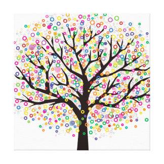 Dream Tree Canvas Prints